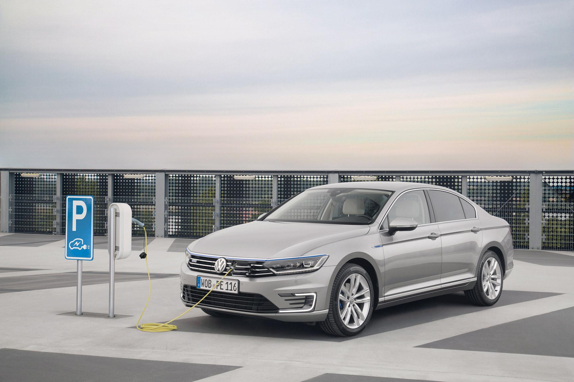 Volkswagen setzt auf GTE-Modelle