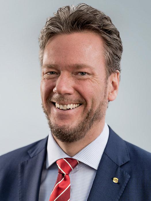 Philip F.W. Harting, Vorstandschef