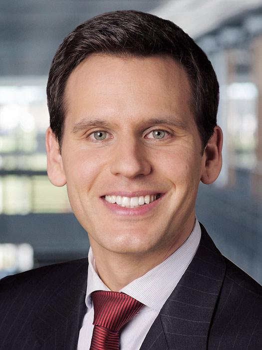 Fabian Bez, gesamtverantwortlich für das Thermo-Geschäft bei Webasto