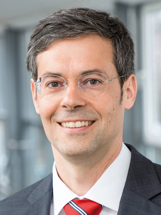 Hartung Wilstermann, Leiter des Geschäftsbereichs E-Solutions & Services