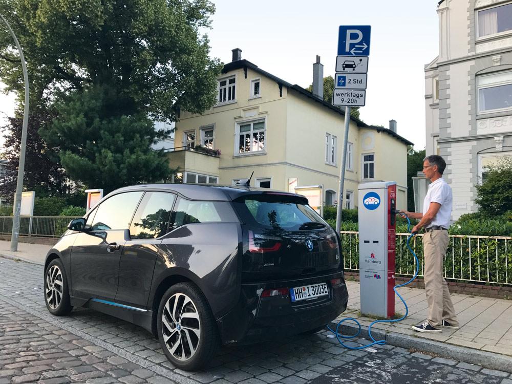 Jetzt kommt die Elektromobilität 2.0