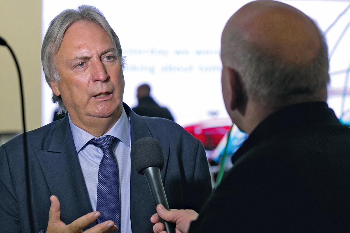 Peter Gutzmer ist stellvertretender Vorstandsvorsitzender von Schaeffler, verantwortlich für Technologie.