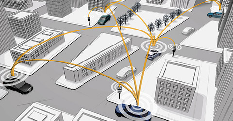 Holland, Startpunkt der vernetzten Mobilität