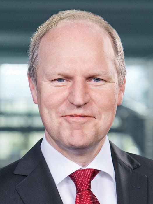 Dr. Holger Engelmann, Vorstandschef