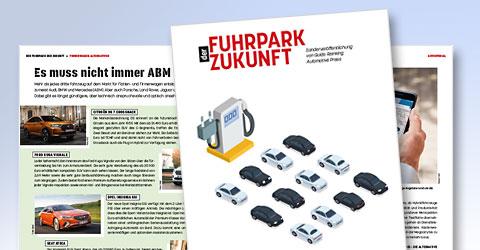 Fuhrpark der Zukunft